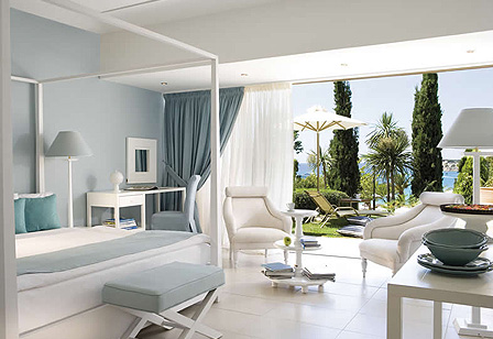 Sani Beach Club Junior Suite