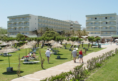 Apollo Beach Hotelanlage
