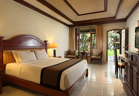 Griya Santrian Resort Beach Wing Room