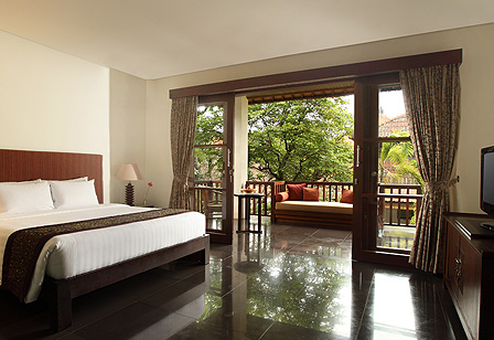 Griya Santrian Resort Deluxe Room