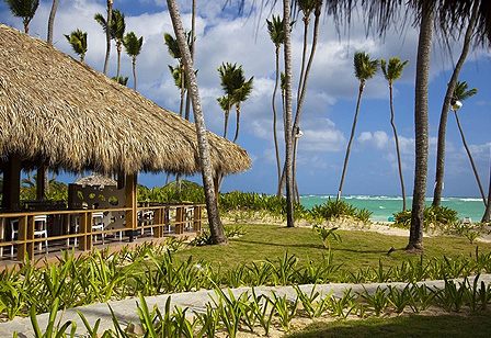 Grand Palladium Bavaro Resort & Spa Garten