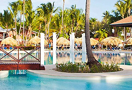 Grand Palladium Bavaro Resort & Spa Pool