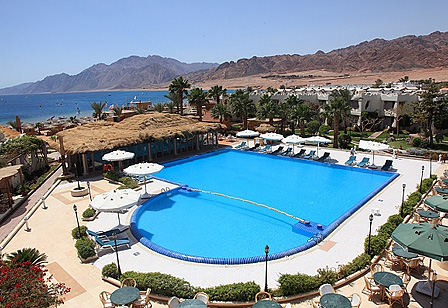 Swiss Inn Resort Dahab Pool