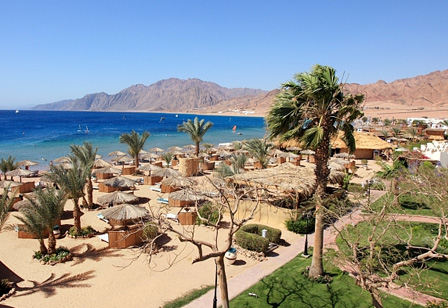 Swiss Inn Resort Dahab Strand