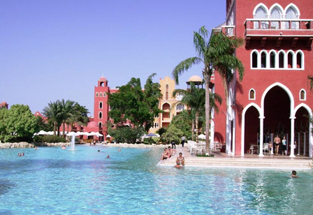 Grand Resort Hurghada Pool